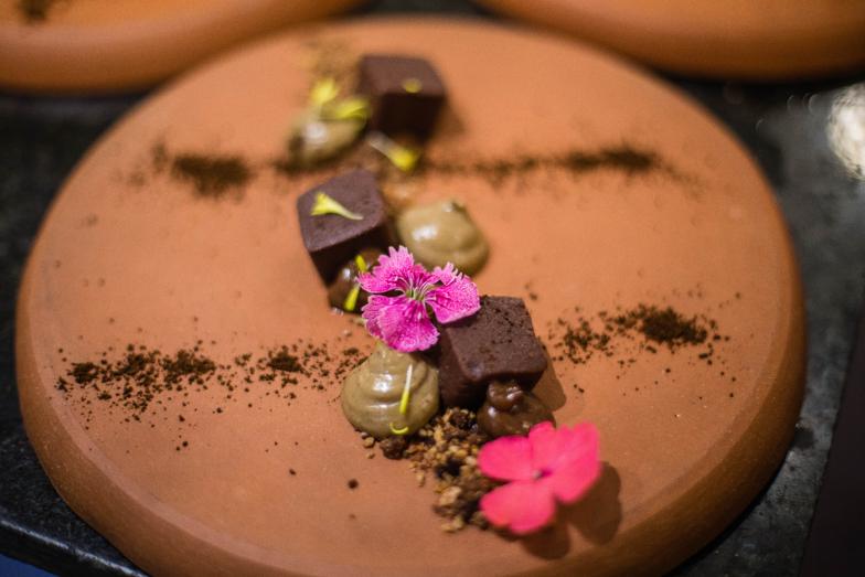 Fudge de chocolate com pimenta | Foto: Divulgação