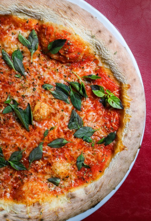 Pizza Marinara