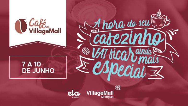 Café no VillageMall