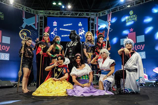Concurso Cosplay | Divulgação