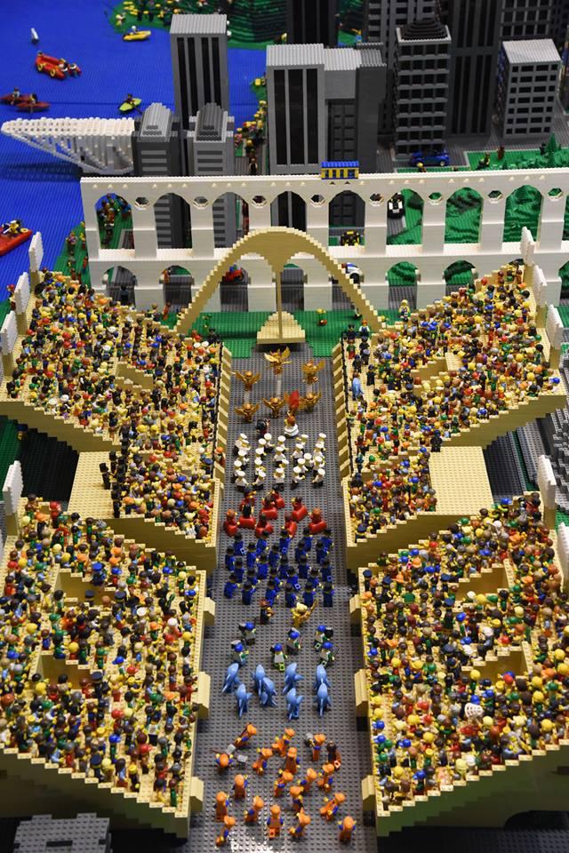 Maquete Lego