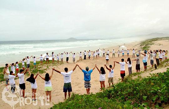 Ação Route | Foto: Divulgação